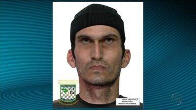 SSP divulga retrato falado de um dos suspeitos de envolvimento na morte de capitão da Caat - Ele foi executado a tiros na noite no dia 04 de abril em Porto da Folha