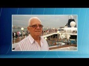 Corpo do ex-prefeito de Timóteo é velado - Geraldo dos Reis Ribeiro estava internado há 20 dias com quadro de pneumonia e morreu após uma parada cardiorrespiratória.
