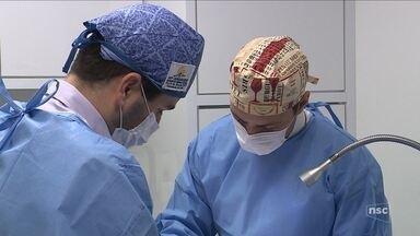 Mutirão de médicos voluntários realiza cirurgias plásticas gratuitas - Mutirão de médicos voluntários realiza cirurgias plásticas gratuitas