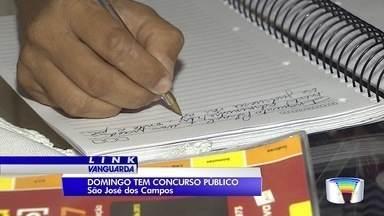 Provas de concursos públicos serão aplicadas neste fim de semana em São José - Serão três provas diferentes.