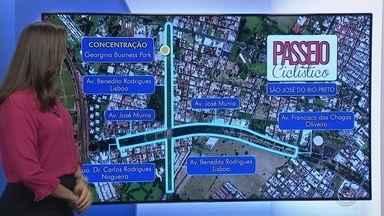 Passeio Ciclístico 2018: Rio Preto recebe edição do evento da TV TEM - Ressaltando a importância da qualidade de vida, a TV TEM realiza o Passeio Ciclístico em sua área de cobertura, no dia 20 de maio. O evento promove o lazer e estimula a prática de atividades saudáveis.