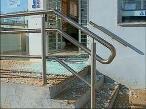 Ataques à agências bancárias preocupam moradores no norte do estado - Nos últimos dias, os alvos foram agências de Água Santa e Ibiraiaras