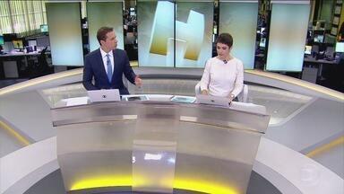 Jornal Hoje - Íntegra 08 Maio 2018 - Os destaques do dia no Brasil e no mundo, com apresentação de Sandra Annenberg e Dony De Nuccio