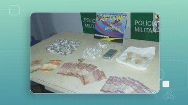 Criança de 10 anos é apreendida com drogas em Manaus - Caso ocorreu na Zona Norte da capital.