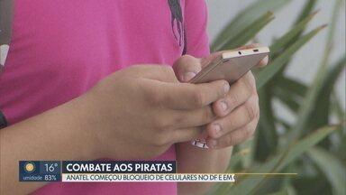 Anatel começa o bloqueio de celulares piratas - Agência orienta que consumidores verifiquem o número de IMEI dos aparelhos.