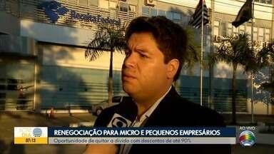 Micro e pequenos empresários do Oeste Paulista devem mais de R$ 80 mi à União - Para regularizar os débitos, programa especial é realizado.