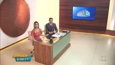 Veja os destaques do Bom Dia Goiás desta quinta-feira (10) - Novos radares passam a funcionar em Goiânia.