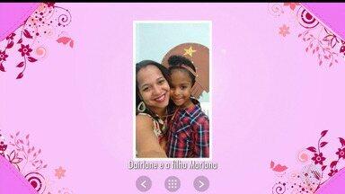 Telespectadores enviam fotos em homenagem às mães - As imagens foram enviadas em comemoração ao Dia das Mães; veja.