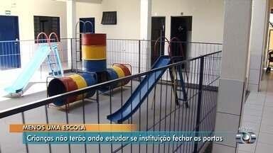 Sem doações, Centro de Educação Infantil conveniado anuncia fechamento, em Goiânia - Unidade fica no Residencial Sonho Dourado.