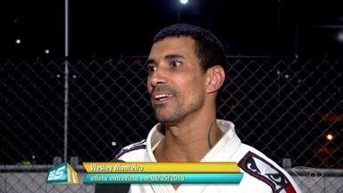 Lutador de jiu jitsu do ES é convocado para a seleção brasileira para competição - Com solidariedade, ele conseguiu dinheiro para realizar o sonho.