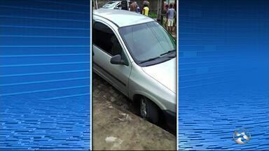 Homem sofre tentativa de homicídio em Palmares - O estado de saúde dele é estável.
