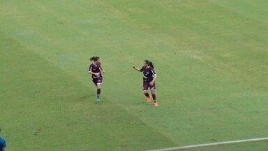 Gol de Raquel: atacante empata para a Ferroviária diante do Iranduba - Partida da terceira rodada do Brasileiro feminino terminou em 2 a 2, nesta quinta, na Arena da Amazônia.