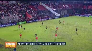 Confira os gols da Copa Sul-americana - Fluminense e Atlético-PR perdem, mas avançam à próxima fase