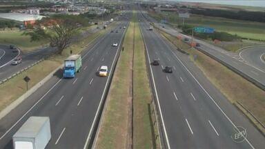 Obras Interditam Rodovia Dom Pedro a partir das 22h desta sexta-feira - Trabalhos devem terminar por volta das 5h da manhã, do sábado (12).