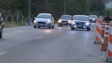 Construção de viaduto interdita trecho de rodovia que liga Nova Odessa a Piracicaba - Novo viaduto vai ser construído na avenida Ampélio Gazzetta e será o novo acesso para a rodovia Astrônomo Jean Nicolini.