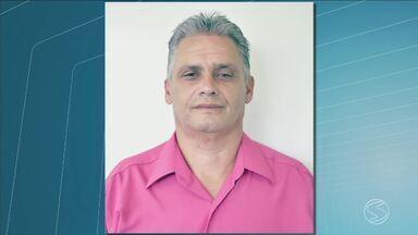 Suspeito de matar subsecretário de saúde Itatiaia presta depoimento - Rinaldo Luís Gonçalves foi enterrado no fim da tarde no Cemitério Municipal de Itatiaia.