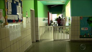 Afastado funcionário da creche onde criança desapareceu - A informação foi confirmada pela assessoria de comunicação da Secretaria de Educação de Aracaju.