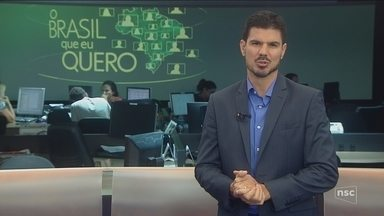 Que Brasil você quer para o futuro? Saiba como enviar seu vídeo - Que Brasil você quer para o futuro? Saiba como enviar seu vídeo