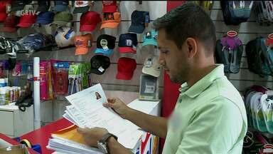 Comerciantes contratam funcionários temporários para o São João - A expectativa é que haja aumento nas vendas