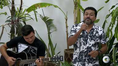 Edson Lima se apresenta em Petrolina - Ele é uma das atrações do Forró Iluminado
