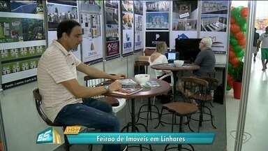 Linhares, ES, recebe feirão de imóveis - Oportunidade para quem quer investir.