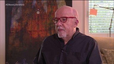 Paulo Coelho lança o livro 'Hippie'