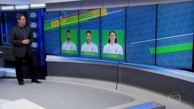 Caio Ribeiro analisa a lista de Tite para a Copa do Mundo - Caio Ribeiro analisa a lista de Tite para a Copa do Mundo