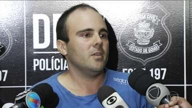 Polícia prende piloto de helicóptero suspeito de ter participado da morte de 2 traficantes - Felipe Morais era foragido da justiça do Ceará.