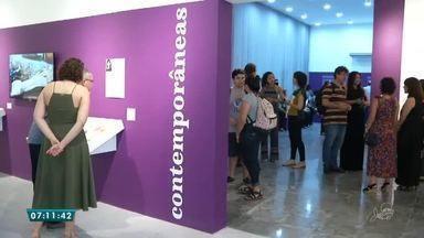 Exposição 'Design por Mulheres' abre as portar no Museu de Arte da UFC - Saiba mais em g1.com.br/ce