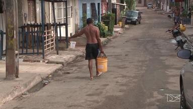 Italuís suspende abastecimento de água em São Luís por três dias - O abastecimento de água fornecido pelo sistema Italuís será interrompido nesta quarta-feira (16) até sábado (19).