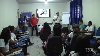 Semana do microempreendedor é realizada em Santa Inês - A programação foi iniciada na segunda-feira (16) e irá até sexta-feira (18)