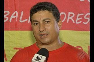 PSTU lançou ontem a pré candidatura de Cléber Rabelo ao governo do estado - Ele disse que pretende fazer um governo voltado ao interesse da maioria.
