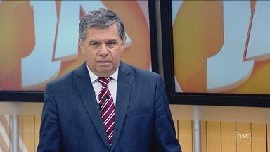 STF deve decidir se abre novo inquérito contra o senador Paulo Bauer após pedido da PGR - STF deve decidir se abre novo inquérito contra o senador Paulo Bauer após pedido da PGR