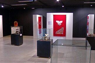 Exposição sobre a história da Festa do Divino é realizada no Centro Cultural de Mogi - Na exposição é possível conhecer um pouco mais sobre a história da festa e os significados dos símbolos.