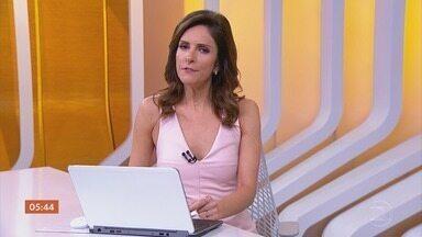 Hora 1 - Edição de quinta-feira, 17/05/2018 - Os assuntos mais importantes do Brasil e do mundo, com apresentação de Monalisa Perrone