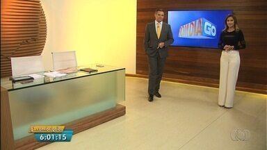 Veja os destaques do Bom Dia Goiás desta quinta-feira (17) - Imagens mostram ação de dois homens que fizeram vários disparos no Camelódromo de Goiânia.