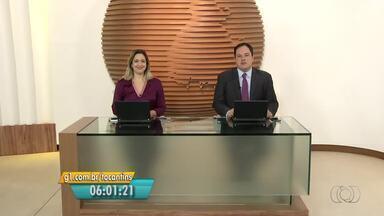 Veja o que é destaque no Bom Dia Tocantins desta quinta-feira (17) - Veja o que é destaque no Bom Dia Tocantins desta quinta-feira (17)