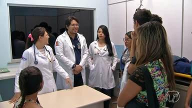 Orientação vocacional estimula estudantes a buscar e decidir carreira em Santarém - Feira Vocacional foi promovida pela Universidade do Estado do Pará (Uepa) em Santarém.