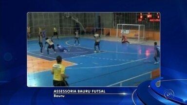 Futsal: Time de Bauru enfrenta o Indaiatuba nesta quinta-feira - Pela Liga Paulista de Futsal, partida será nesta quinta-feira, às 20h30, em Indaiatuba.