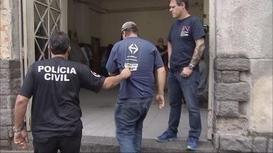 Operação Luz na Infância é realizada em todo o Brasil - Na Baixada Santista, a Polícia Civil foi às ruas cumprir mandados de busca e apreensão.