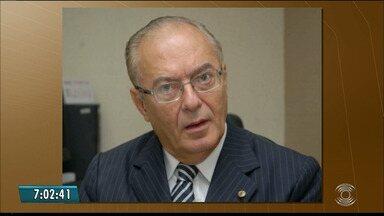 Deputado Federal Marcondes Gadelha tomou posse ontem na Câmara Federal - Ele substituiu Rômulo Gouveia que morreu no último domingo, depois de uma parada cardiorrespiratória.