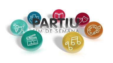 Curitiba tem várias opções culturais nesse fim de semana - Confira as dicas.