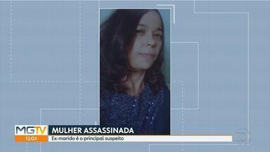 Mulher é morta no João Pinheiro, em Belo Horizonte, e ex-marido é principal suspeito - Este é o quarto caso de feminicídio nesta semana na capital mineira.