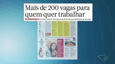 Confira as vagas de emprego no ES - Veja as oportunidades disponíveis.