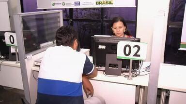 Combate a fraudes reduz pedidos de seguro-desemprego no Ceará - Confira mais notícias em g1.globo.com/ce