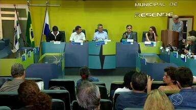 Audiência pública discute direito dos animais em Resende, RJ - Quatro cidades do Sul do Rio participaram do encontro.