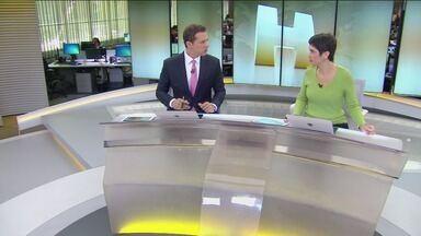 Jornal Hoje - Íntegra 21 Maio 2018 - Os destaques do dia no Brasil e no mundo, com apresentação de Sandra Annenberg e Dony De Nuccio