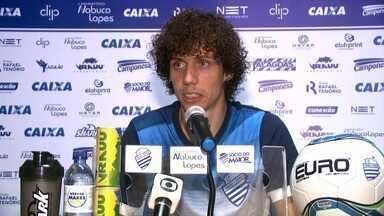 CSA se prepara para pegar o Figueirense pela Série B - Jogo acontece na terça-feira no Estádio Rei Pelé, em Maceió.