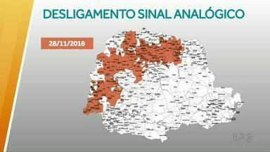 Aprenda o passo a passo para fazer a conversão do sinal analógico para o digital - Nossa equipe de técnicos está percorrendo Londrina e região para tirar dúvidas de telespectadores.