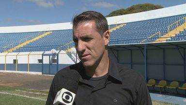Grêmio Sãocarlense apresenta novo técnico para a sequência da 4ª Divisão do Paulista - Anderson Florentino para comandar a equipe na sequência do estadual.